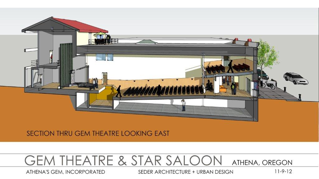 Gem Theatre Gem Section 11-9-12